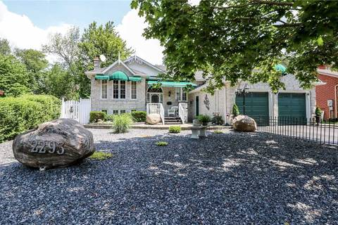 House for sale at 2293 Somers Blvd Innisfil Ontario - MLS: N4567671
