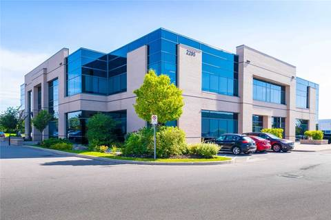Commercial property for sale at 2295 Bristol Circ Oakville Ontario - MLS: W4614026
