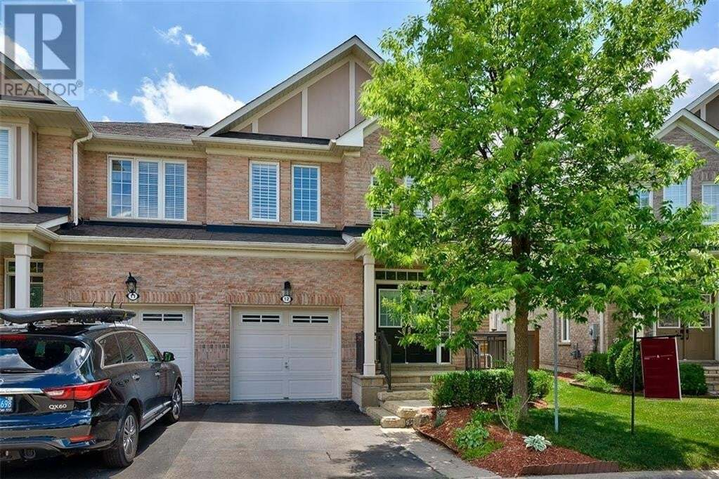 Townhouse for sale at 2295 Rochester Circ Oakville Ontario - MLS: 30815496