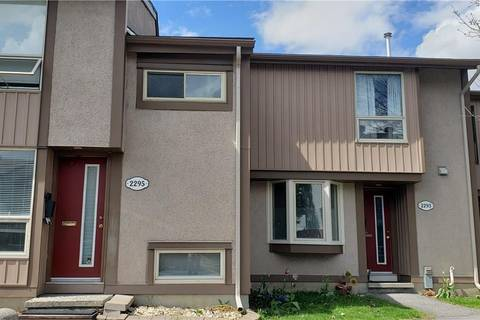 Townhouse for sale at 2295 Stonehenge Cres Ottawa Ontario - MLS: 1144928