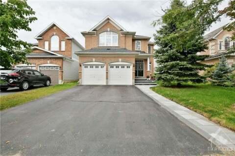 House for sale at 2296 Mondavi St Ottawa Ontario - MLS: 1212152