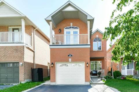 House for sale at 2296 Owlridge Dr Oakville Ontario - MLS: W4607042