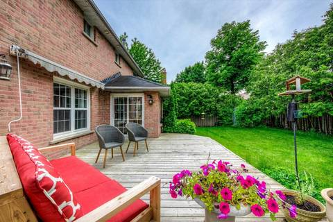 House for sale at 2297 Dunedin Rd Oakville Ontario - MLS: W4627350