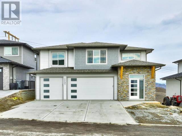 House for sale at 2297 Saddleback Drive Dr Kamloops British Columbia - MLS: 155586