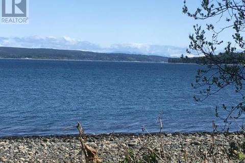 Home for sale at 2298 Beach Dr Port Mcneill British Columbia - MLS: 453807