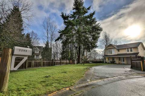 House for sale at 2298 Willoughby Ct Langley British Columbia - MLS: R2434868