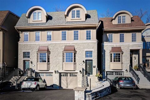 Townhouse for sale at 22 Corinth Gdns Toronto Ontario - MLS: C5080644