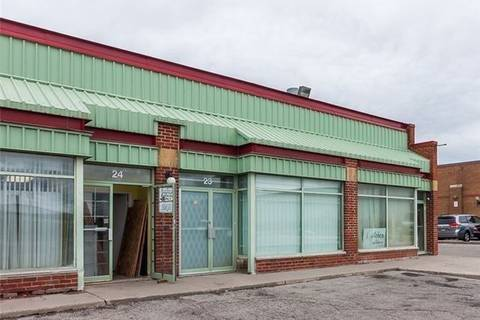 Commercial property for lease at 110 Ironside Cres Apartment 23 Toronto Ontario - MLS: E4494336