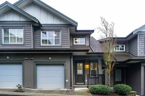 Townhouse for sale at 11176 Gilker Hill Rd Unit 23 Maple Ridge British Columbia - MLS: R2429747