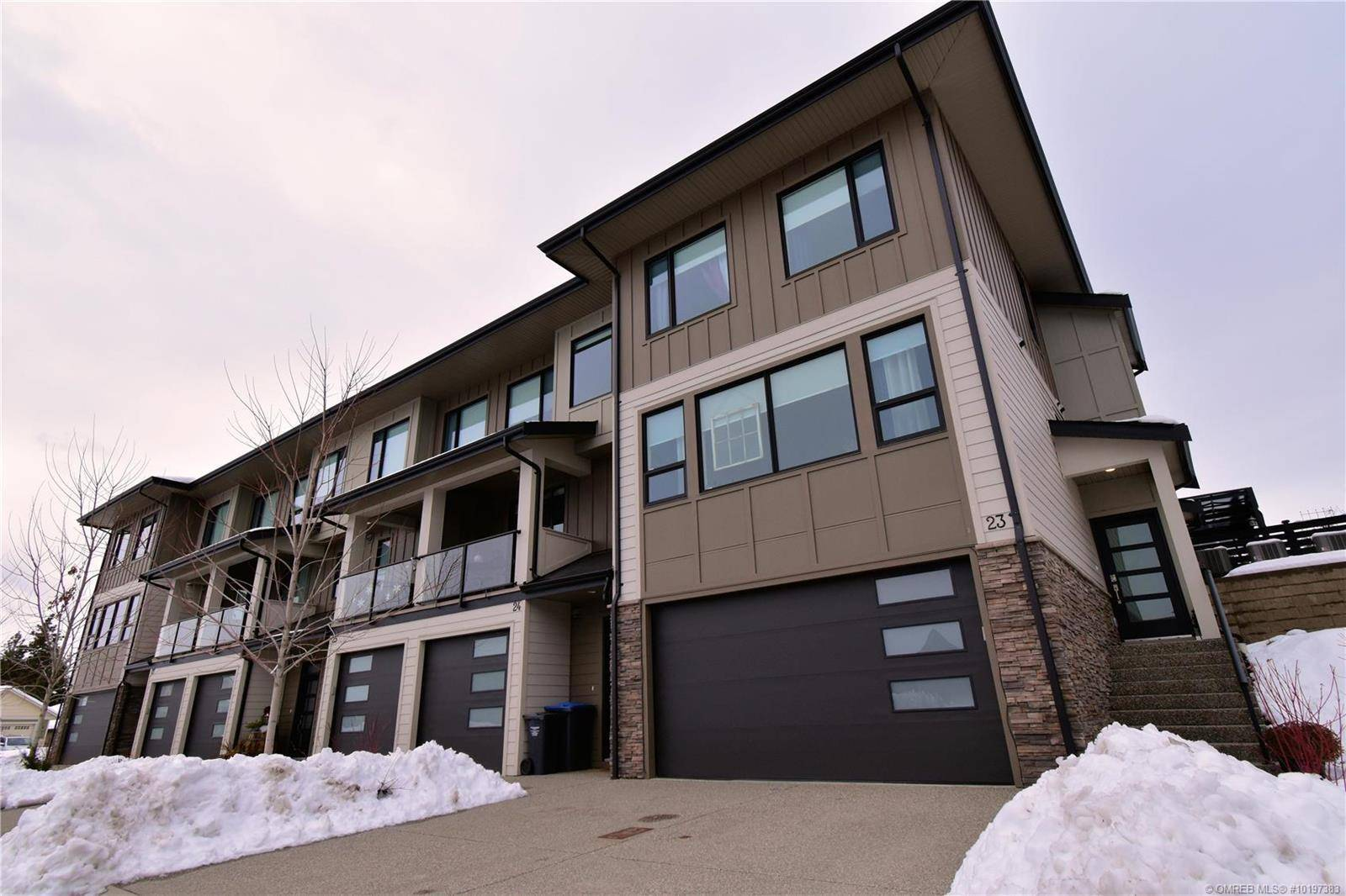 Townhouse for sale at 12798 Lake Hill Dr Unit 23 Lake Country British Columbia - MLS: 10197383