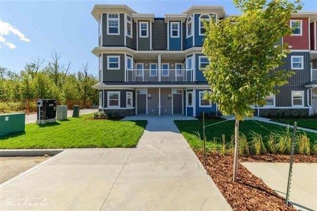 Townhouse for sale at 150 Everitt Dr N Unit 23 St. Albert Alberta - MLS: E4217583