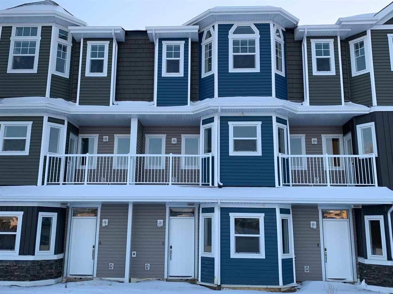 Townhouse for sale at 150 Everitt Dr N Unit 23 St. Albert Alberta - MLS: E4176990