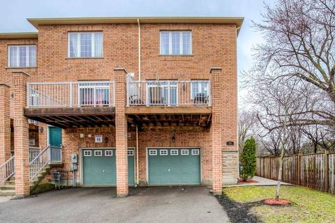 Townhouse for sale at 151 Silverwood Ave Unit 23 Richmond Hill Ontario - MLS: N4438735