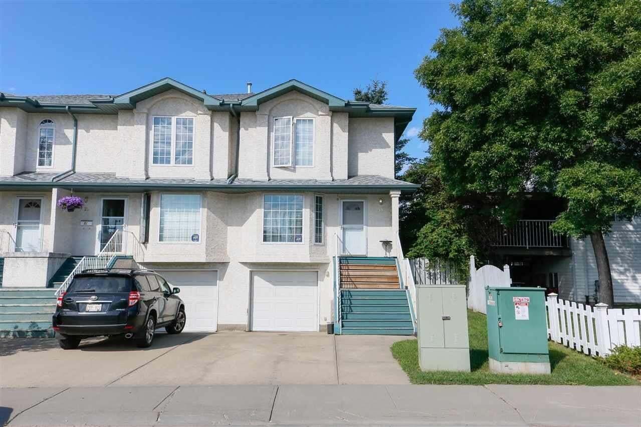 Townhouse for sale at 15128 22 St NW Unit 23 Edmonton Alberta - MLS: E4209638