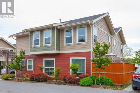 Townhouse for sale at 1515 Keating Cross Rd Unit 23 Central Saanich British Columbia - MLS: 410918