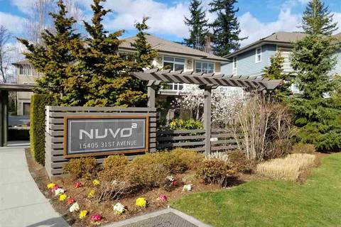 Townhouse for sale at 15405 31 Ave Unit 23 Surrey British Columbia - MLS: R2449164
