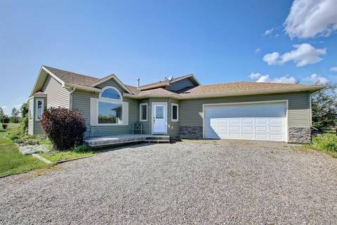 House for sale at 1569 Twp 310 Rd Unit 23 Rural Mountain View County Alberta - MLS: C4265901