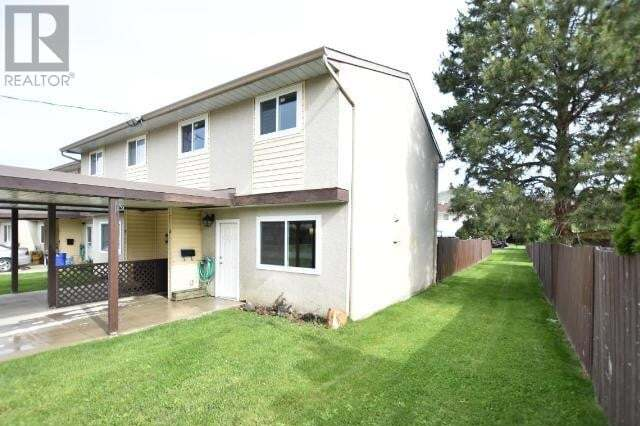 Townhouse for sale at 1697 Greenfield Ave  Unit 23 Kamloops British Columbia - MLS: 156307