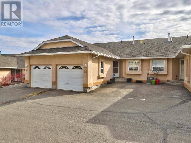 Townhouse for sale at 1775 Mckinley Crt  Unit 23 Kamloops British Columbia - MLS: 155948