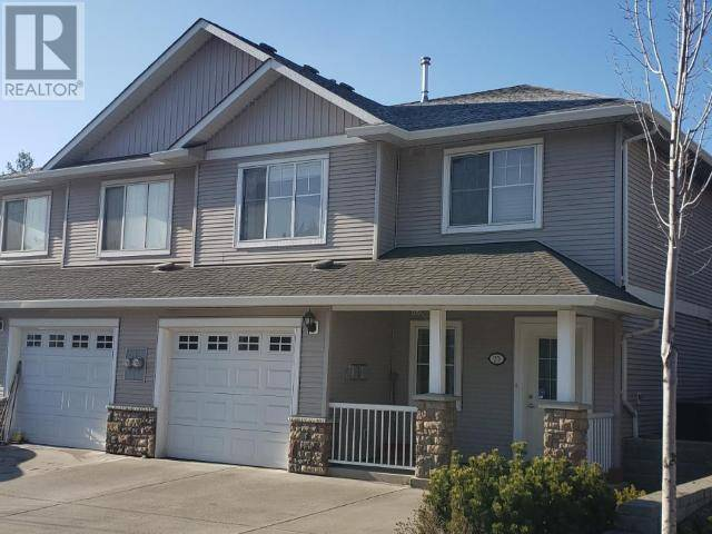 Townhouse for sale at 1855 Hillside Drive  Unit 23 Kamloops British Columbia - MLS: 154993