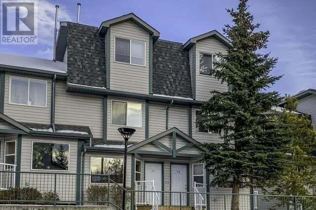 Townhouse for sale at 200 Glacier Drive Dr Unit 23 Canmore Alberta - MLS: 51943