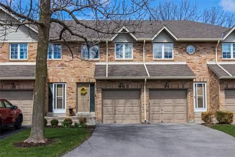 Townhouse for sale at 2025 Cleaver Ave Unit 23 Burlington Ontario - MLS: H4053156