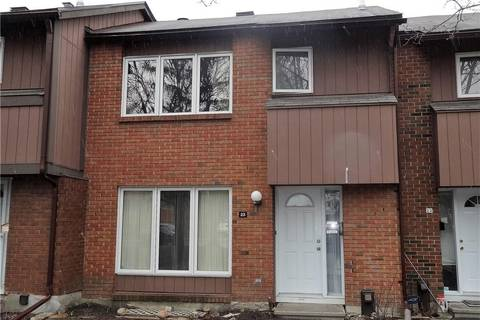 Townhouse for sale at 2111 Montreal Rd Unit 23 Ottawa Ontario - MLS: 1149943