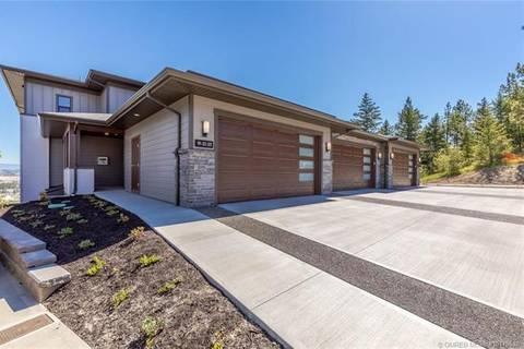 Townhouse for sale at 2161 Upper Sundance Dr Unit 23 West Kelowna British Columbia - MLS: 10176546