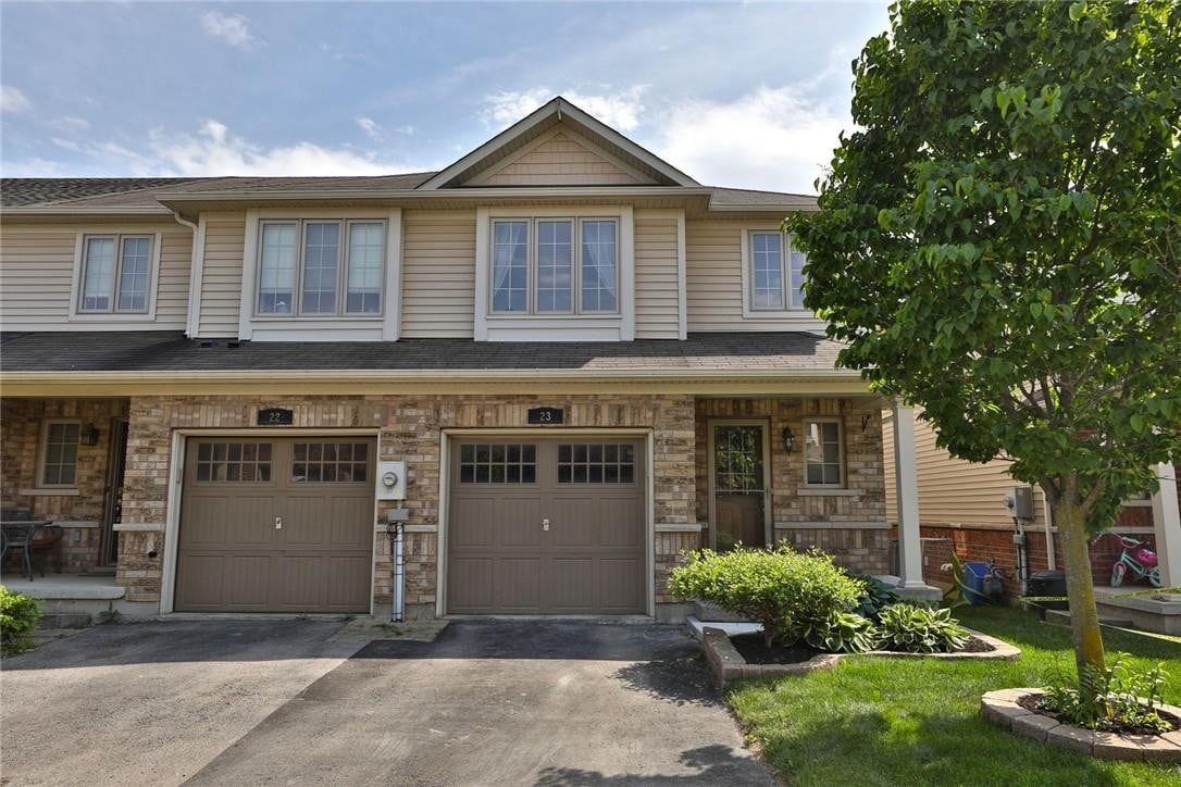 House for sale at 222 Fall Fair Wy Unit 23 Binbrook Ontario - MLS: H4079310