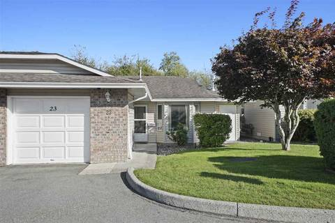 Townhouse for sale at 22308 124 Ave Unit 23 Maple Ridge British Columbia - MLS: R2410563