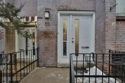 Condo for sale at 23 Candy Court Wy Toronto Ontario - MLS: C4696961