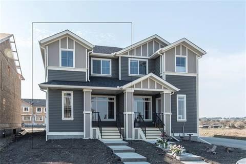 Townhouse for sale at 23 Emberside Hollow Unit 23 Cochrane Alberta - MLS: C4275552