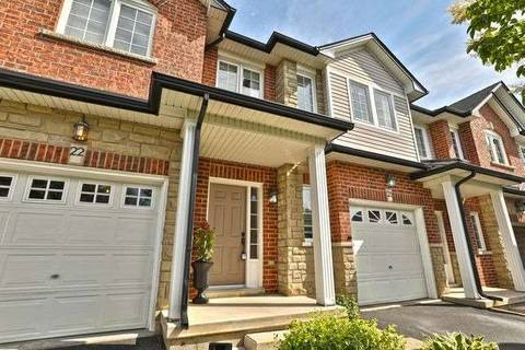 Condo for sale at 232 Stonehenge Dr Unit 23 Hamilton Ontario - MLS: X4520380