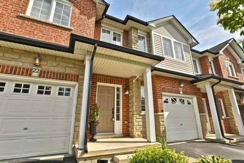 Condo for sale at 232 Stonehenge Dr Unit 23 Hamilton Ontario - MLS: X4520380