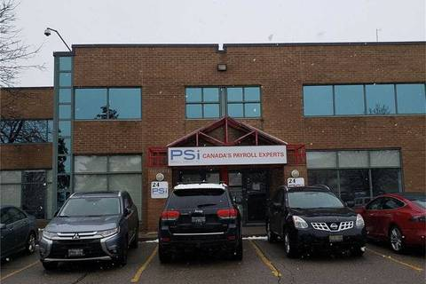 Commercial property for lease at 760 Pacific Rd Apartment 23-24 Oakville Ontario - MLS: W4695006