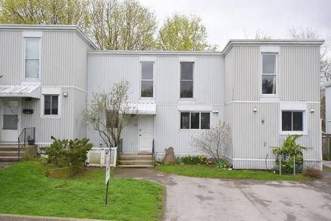 Townhouse for sale at 25 Britten Cs Unit 23 Hamilton Ontario - MLS: H4053018