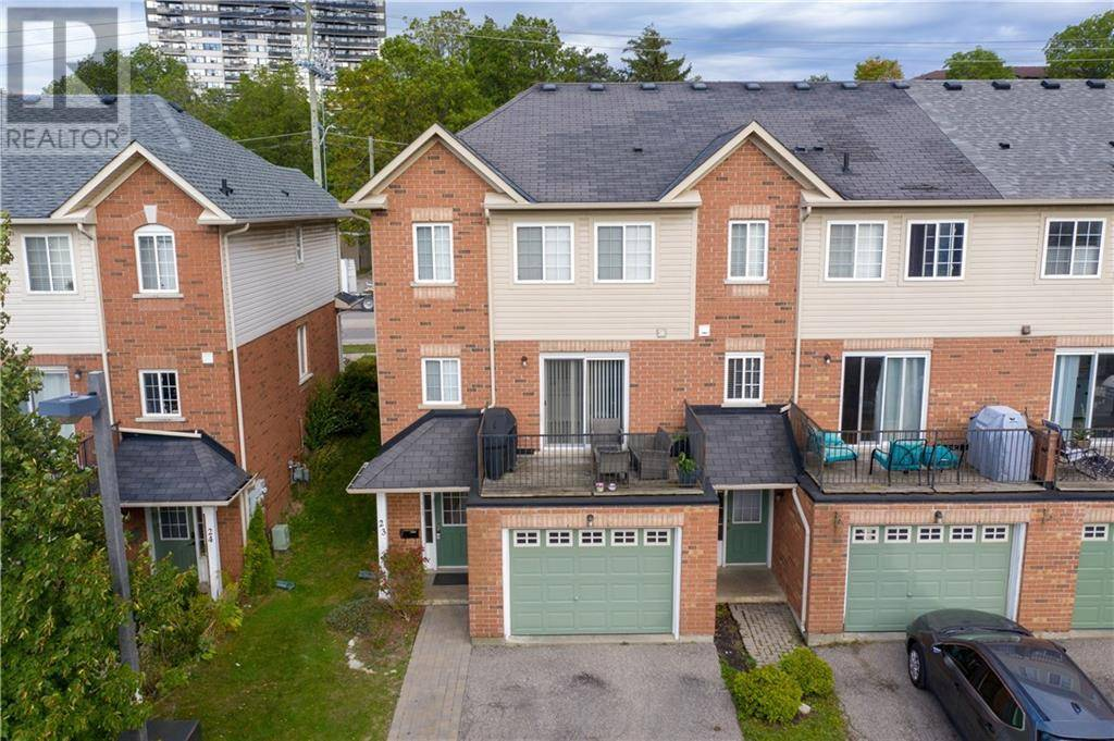 Townhouse for sale at 250 Ainslie St South Unit 23 Cambridge Ontario - MLS: 30766585