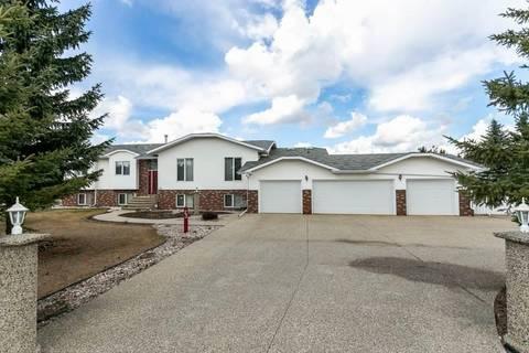 House for sale at 25005 Sturgeon Rd Unit 23 Rural Sturgeon County Alberta - MLS: E4165000
