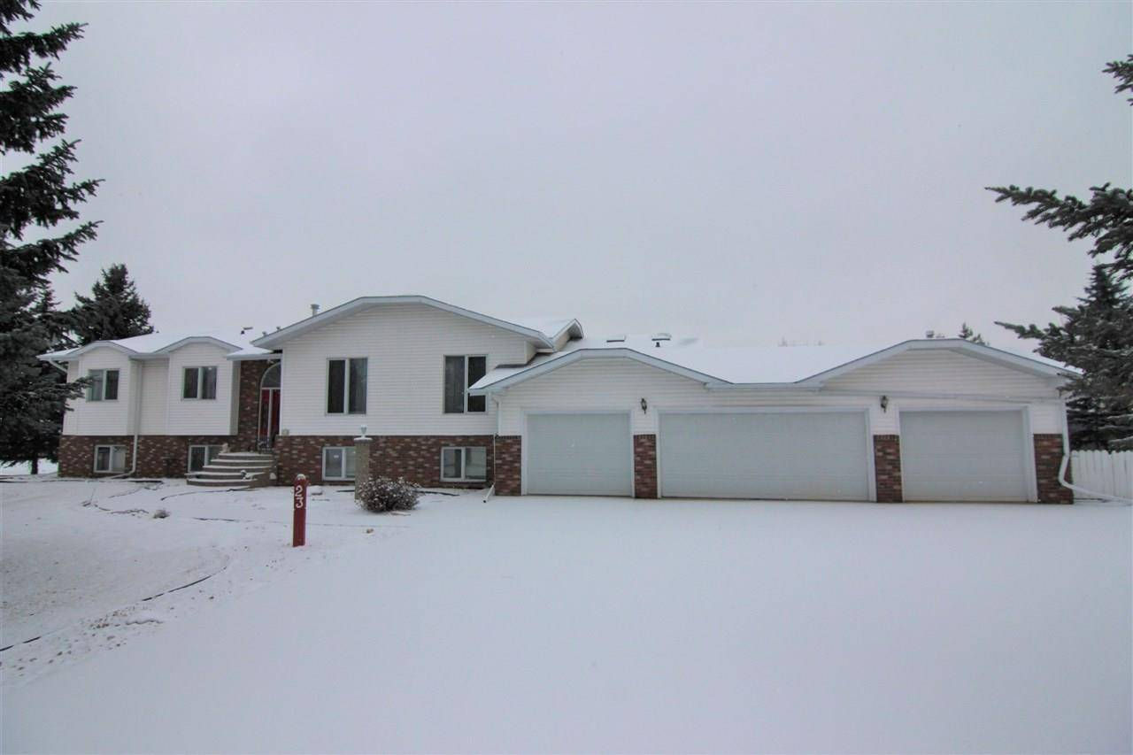 House for sale at 25005 Sturgeon Rd Unit 23 Rural Sturgeon County Alberta - MLS: E4184189