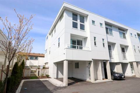 Townhouse for sale at 2505 Ware St Unit 23 Abbotsford British Columbia - MLS: R2438760