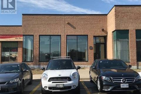 Commercial property for lease at 2700 Dufferin St Apartment 23 Toronto Ontario - MLS: W4716089