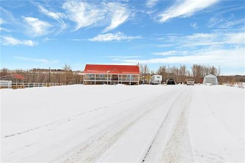 House for sale at 30141 Rr 23  Unit 23 Rural Mountain View County Alberta - MLS: C4289827