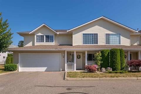 Townhouse for sale at 31255 Upper Maclure Rd Unit 23 Abbotsford British Columbia - MLS: R2391633