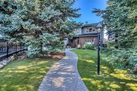Townhouse for sale at 3201 Rideau Pl Southwest Unit 23 Calgary Alberta - MLS: C4267988