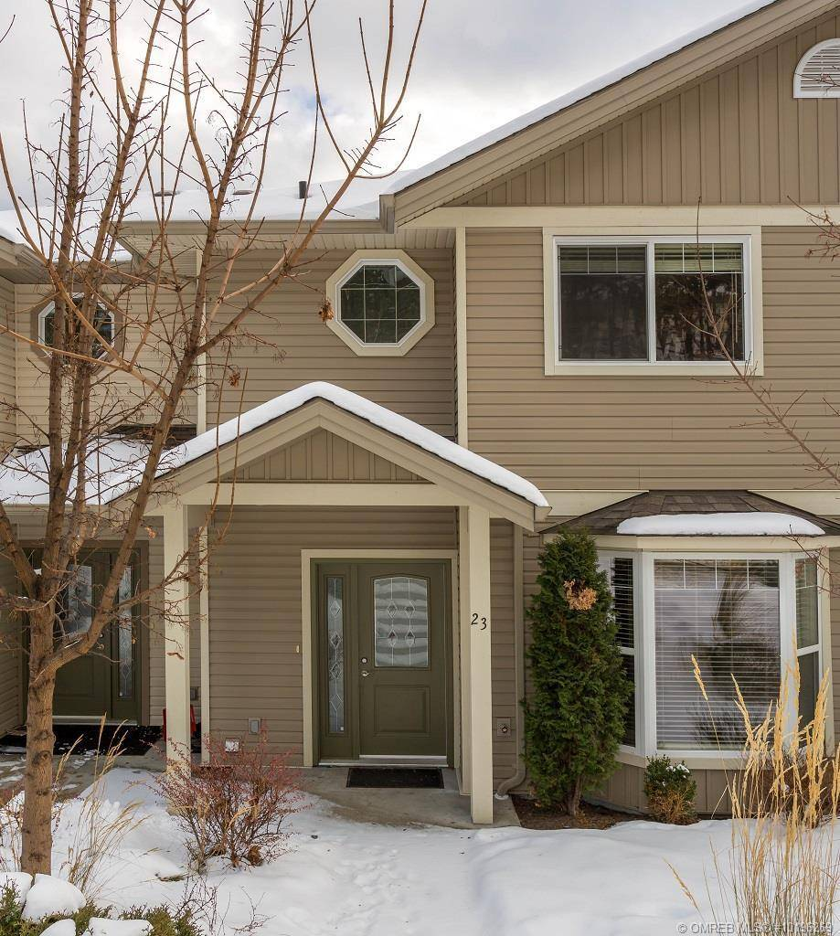 Townhouse for sale at 3269 Broadview Rd Unit 23 West Kelowna British Columbia - MLS: 10196269