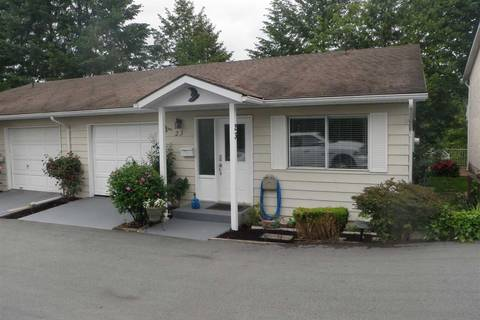 Townhouse for sale at 3292 Elmwood Dr Unit 23 Abbotsford British Columbia - MLS: R2372998