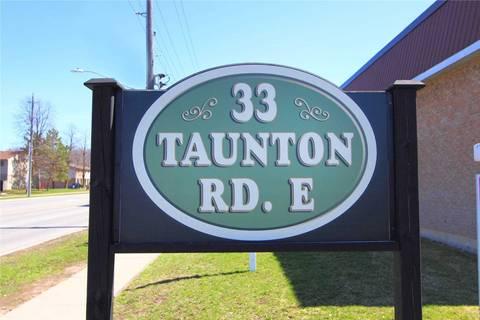Condo for sale at 33 Taunton Rd Unit 23 Oshawa Ontario - MLS: E4610019