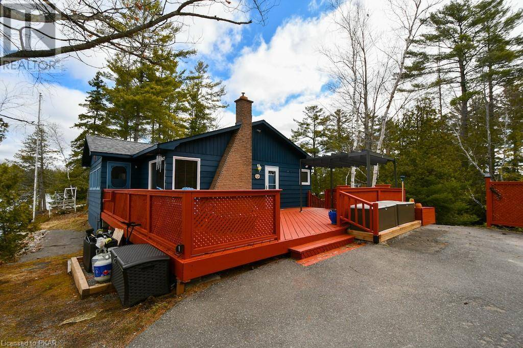 House for sale at 34 Fire Route 34 Rte Unit 23 Trent Lakes Ontario - MLS: 235567