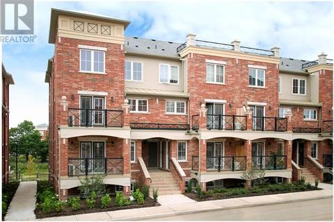 Townhouse for rent at 35 Hays Blvd Unit 23 Oakville Ontario - MLS: 30741101