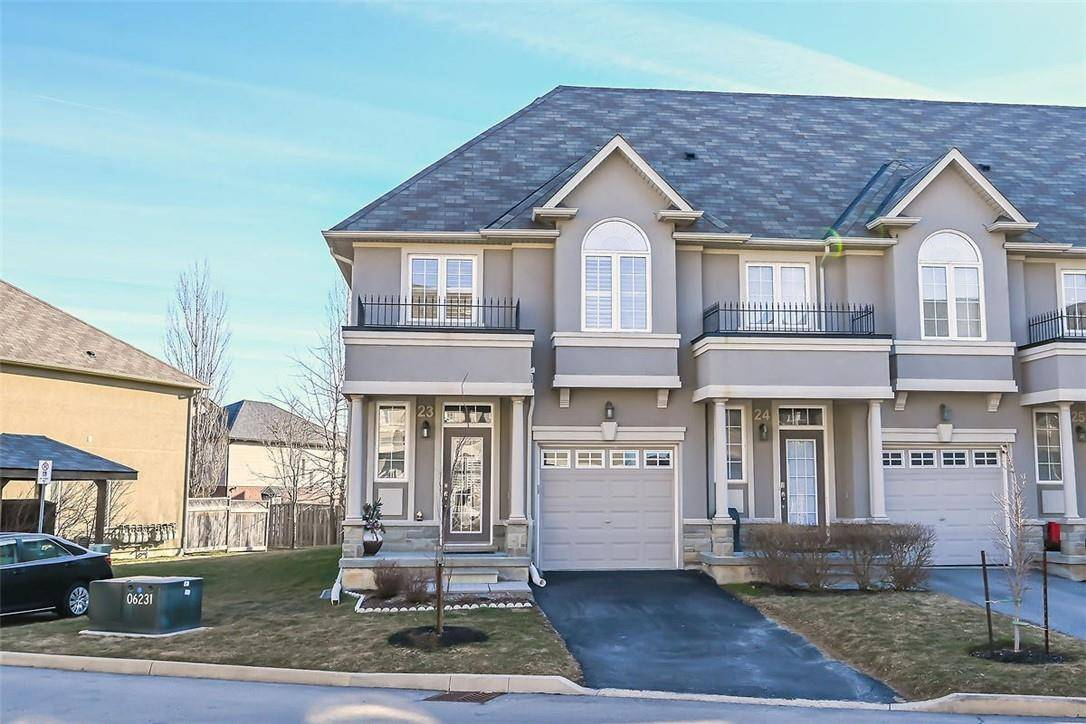 Townhouse for sale at 370 Stonehenge Dr Unit 23 Ancaster Ontario - MLS: H4074987